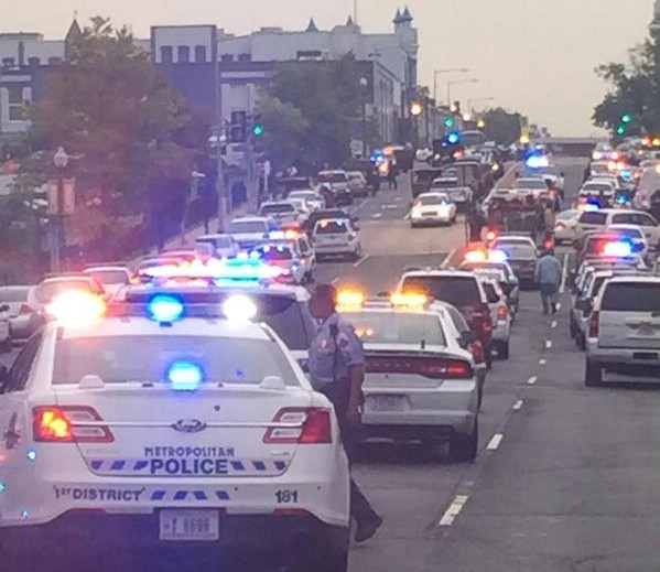 Official: Unconfiremed Reports Of Shots Fired At Washington D.C Navy Yard