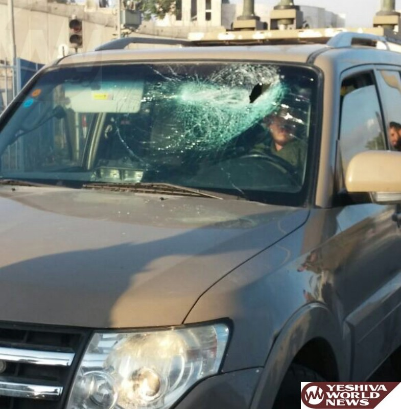 PA to Turn to the International Court on Behalf of Rock-Thrower Who was Shot Dead by IDF Colonel