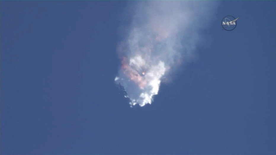 SpaceX Close To Figuring Out Rocket Failure During Launch