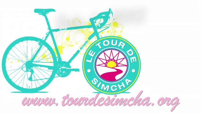 Tour de Simcha To Kick Off Today - To Arrive At Camp Simcha On Tuesday Afternoon