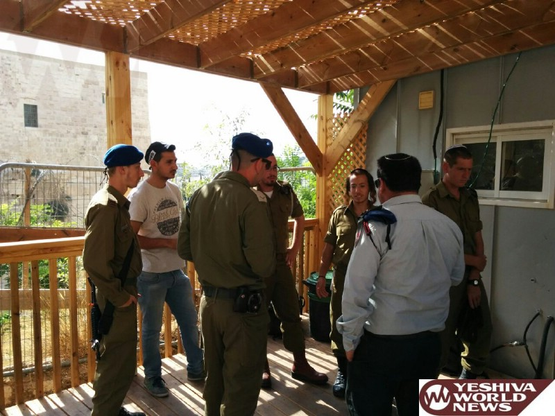 IDF Soldiers in Uniform Banned from Har Habayis