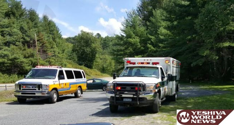 People Swimming In Neversink Reservoir Nearly Drown - DEP Police Make Rescue And Issue Summonses