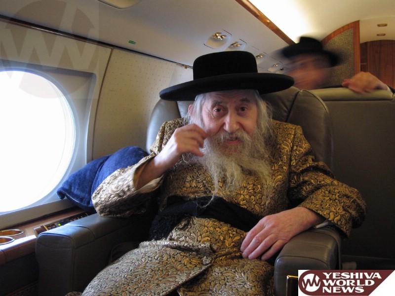 Photo Essay 3 The Tosher Rebbe Harav Meshulam Feish