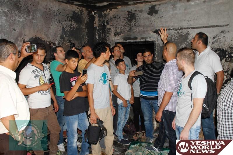 Israeli-Palestinian Solidarity Visit to Duma Village