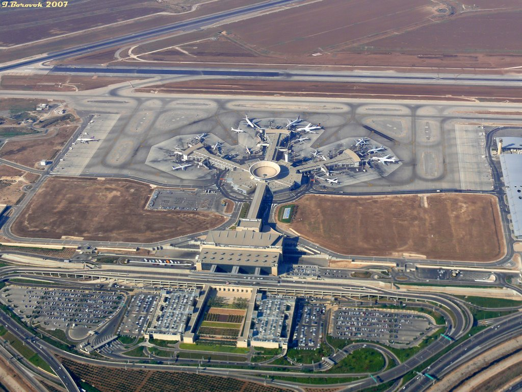 Ben Gurion Airport Undergoing 143B Upgrade And Expansion Yeshiva