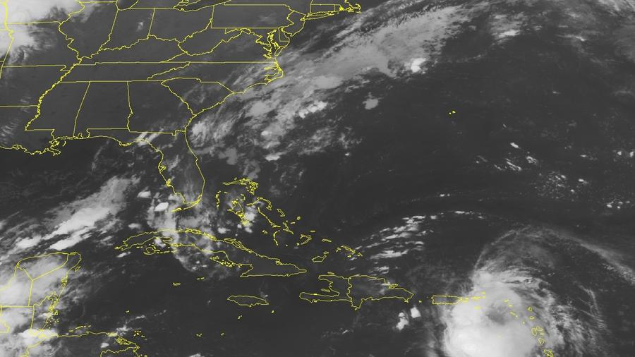 Florida Keeps Eye on Tropical Storm Erika, Could Hit Monday