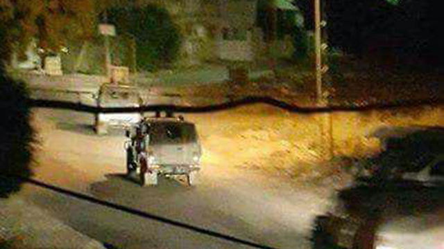 Recap of Jenin Operation During the Night