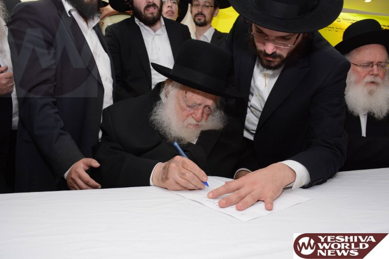 People Ask Hagaon HaRav Chaim Kanievsky Why So Many Chareidi Infants Are Dying Suddenly