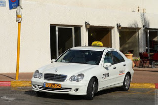 Security Crisis Impacts Jerusalem's Arab Taxi Drivers