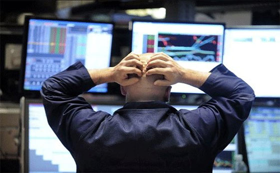 Dow Closes Down 470 Points Amid China Worries