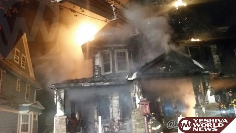 PHOTOS: 5 Injured In Suspicious Brooklyn Blaze On Glenwood Road