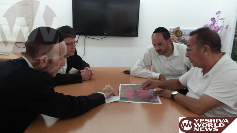 100s of Apartments to be Built in Netivot for Frum Families