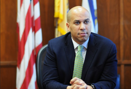 Cory Booker Thrown SUpport Behind Iran Nuke Deal