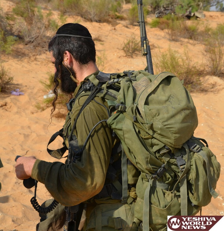 Special Team Being Formed To Address Attacks Against Chareidi Soldiers