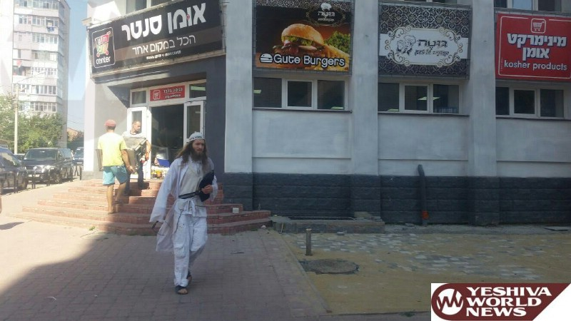Preparations for Rosh Hashanah Continue in Earnest in Uman