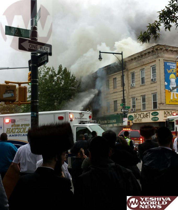 VIDEOS: 1 Dead, 3 Injured In Gas Explosion In Boro Park [UPDATED]
