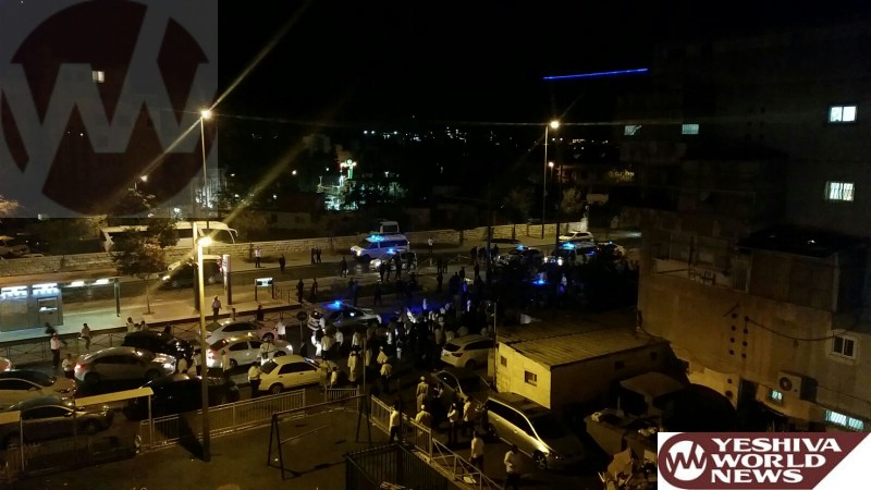 TERROR CONTINUES: 15-Year-Old Stabbed Near Shaar Shechem - Terrorist Shot Dead [4:00AM IL]