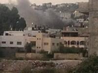 IDF Forces Operate in Jenin Early Hoshana Raba Morning