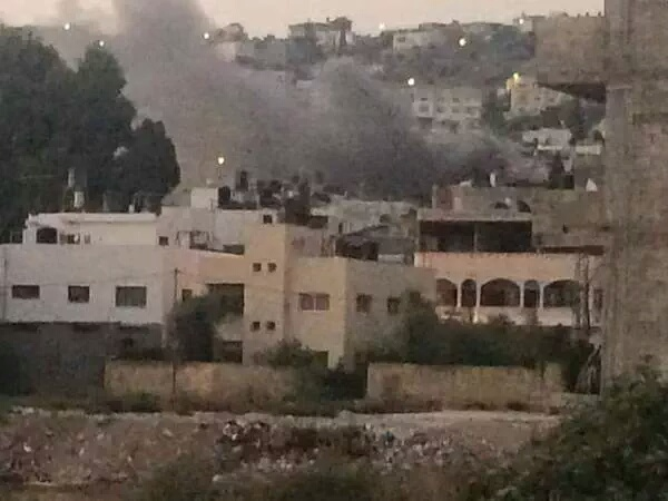 IDF Forces Operate in Jenin Early Hoshana Raba Morning
