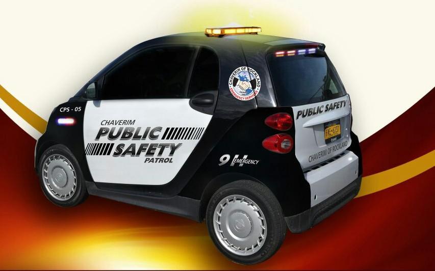 Chaverim of Rockland To Start Shabbos Patrols