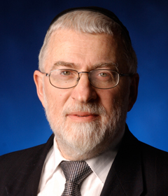 Rav Hershel Schachter Issues Sukkah Takedown Guidelines in Light of Impending Storm