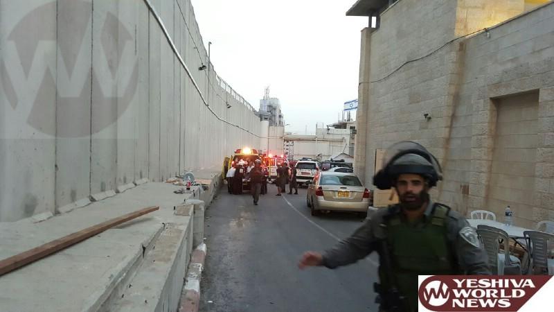 Lockdown at Kever Rochel Amid Widespread Arab Violence
