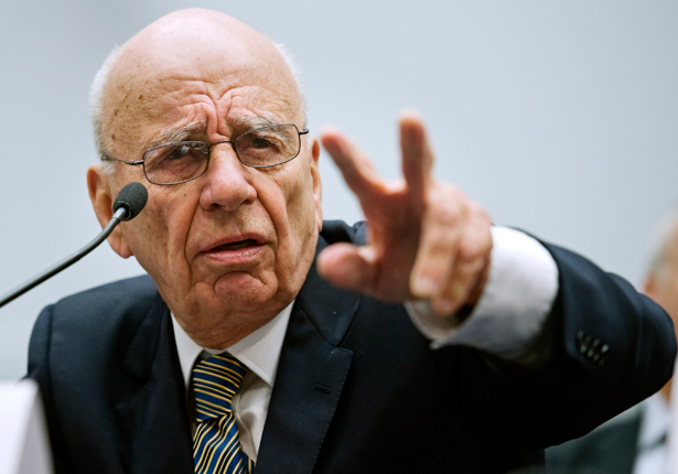 Rupert Murdoch Suggests Obama Isn't 'Real Black President'