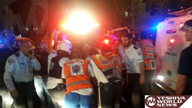 VIDEO AND PHOTOS: Terrorist SHot Dead After Attempts to Grab Soldiers Gun On Bus at Binyanei Ha'uma in Jerusalem [UPDATED 9:31 PM IL]