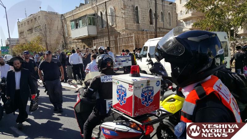 Update Regarding Which Terror Victims Remain Hospitalized in Hadassah Hospitals