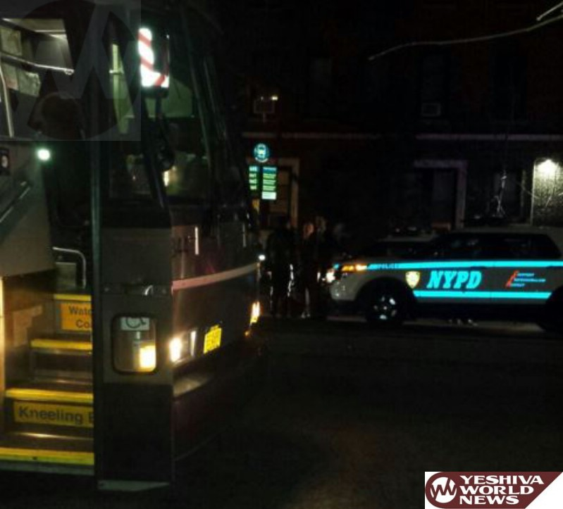 Flatbush: Woman Struck And Killed By MTA Bus On Ocean Avenue