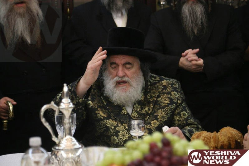 Vishnitz Announces New Regulations in the Rebbe's War Against Technological Devices