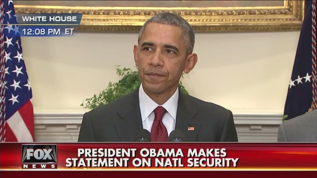 Obama Says There Is No Specific And Credible Intelligence About A Plot Against US Now