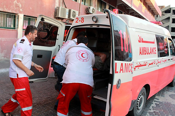 Op-Ed: The Juxtaposition Of MDA And Red Crescent