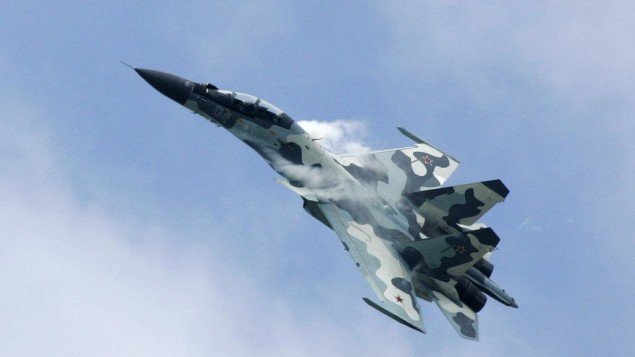 Israeli defense chief: Russian military jet violated Israeli airspace