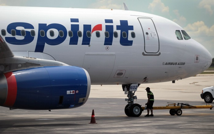 Spirit airlines site crashes customers can t book for Book a flight with spirit airlines