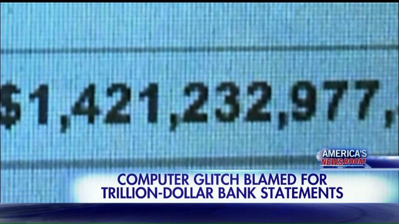 Glitch Causes Bank Customers to See Billions in Charges