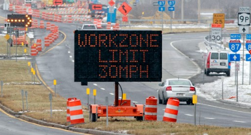 NY To Minimize Highway Disruptions During Holiday