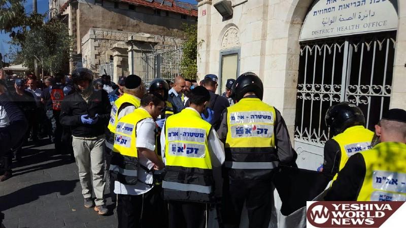 Report: Israel Negotiating the Return of Terrorists' Bodies