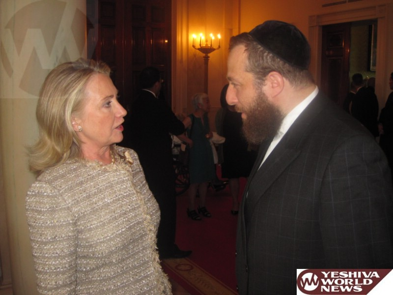 Op-Ed By Ezra Friedlander: Why David Lichtenstein's Hillary Fundraiser Is A Good Thing