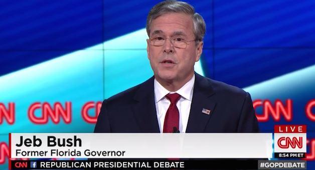 Bush Highlights Faith As Presidential Quality