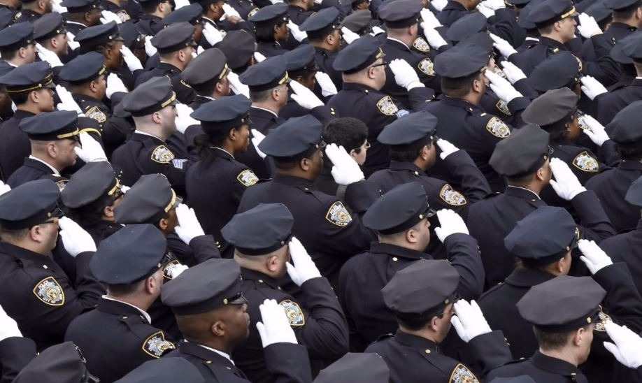 2 Wounded NYPD Officers Are Identified