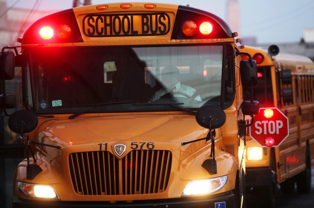 NYC school bus strike averted with healthcare contract settlement