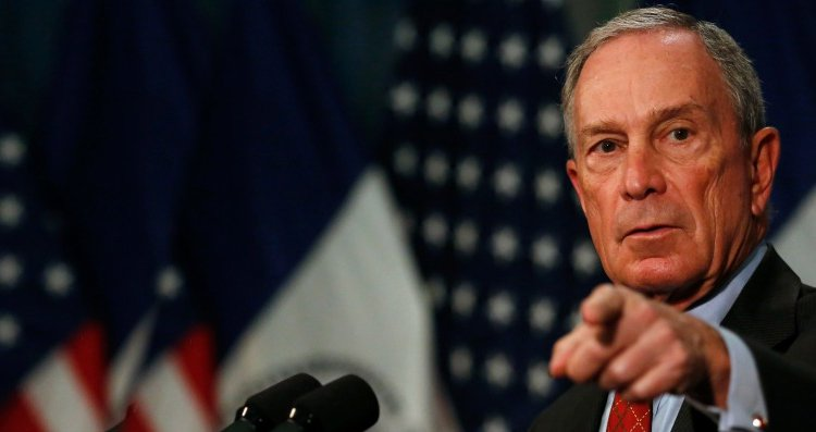 Bloomberg Says He Is Eyeing 2016 Run For The White House