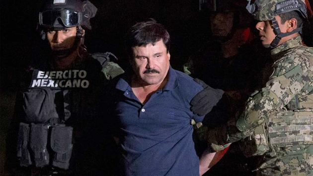 Mexican Drug Lord 'El Chapo' Guzman Is Extradited To US