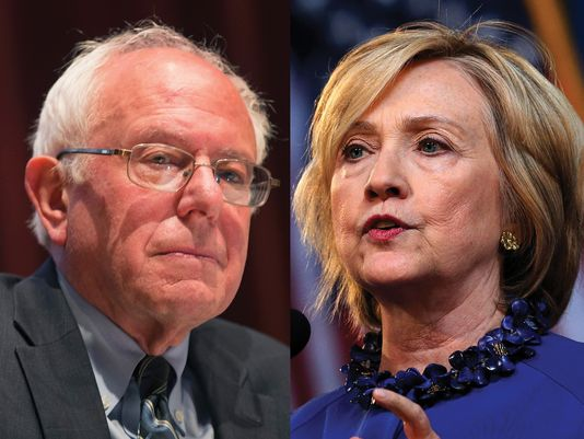 Dems Ready for Long, Pricey Primary Between Clinton, Sanders