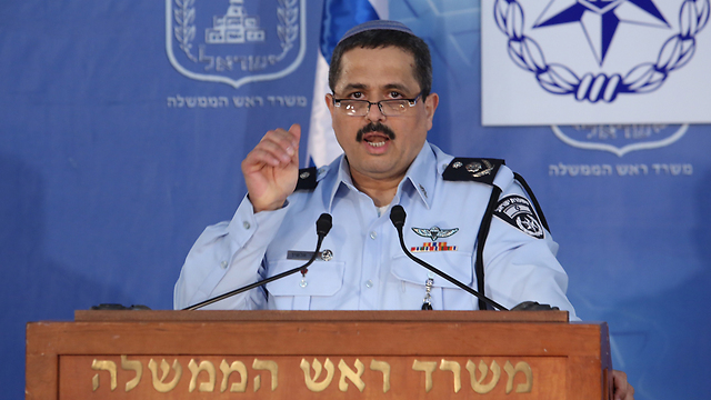 Police Commissioner Alsheich: There is a Difference Between a Normative Citizen Who Breaks the Law & a Criminal