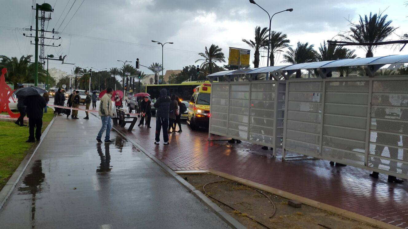 Sudanese National Perpetrated Ashkelon Stabbing Attack