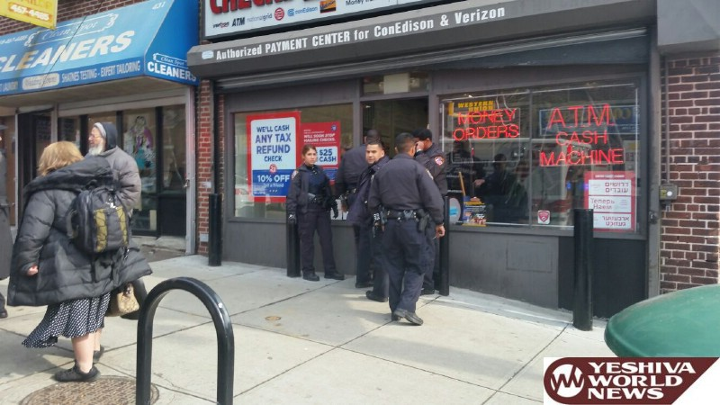 Jewish Man Stabbed In Crown Heights On Kingston Avenue [UPDATED 12:20PM]