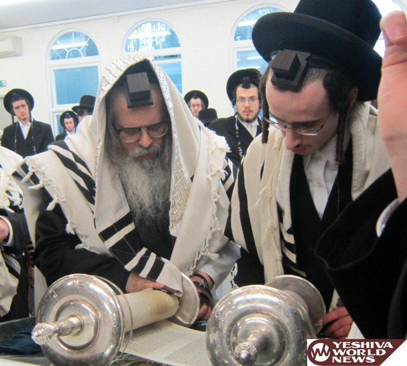 Photo Essay: More Photos Of Satmar Rebbe Of Williamsburg On His Visit To London (Photos By JDN)
