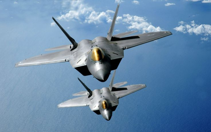 UPDATE: 'Sonic Boom' By F-22 Fighter Jet In Area Of JFK Airport Causes Thousands To Panic [UPDATED 2:49PM ET]